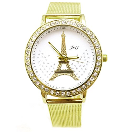 womens-watch-gillberry-women-ladies-crystal-tower-gold-stainless-steel-mesh-band-wrist-watch