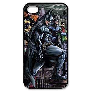 VNCASE Bat Man Phone Case For Iphone 4/4s [Pattern-1]
