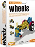 Engino  Mechanical Science: Wheels & Axles Construction Kit