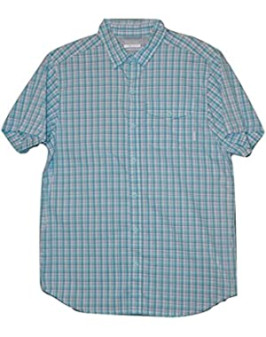 Mens Utilizer Short Sleeve Omni Wick Shirt (MD Apparel)
