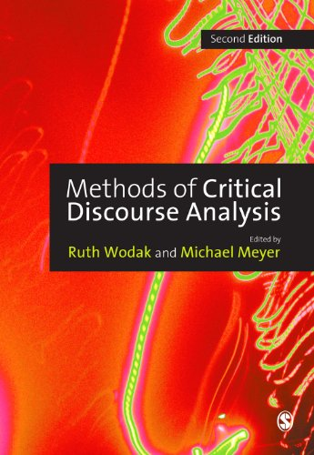 Methods for Critical Discourse Analysis (Introducing Qualitative Methods series) Pdf