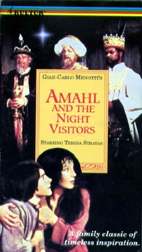 Amahl and the Night Visitors [VHS]