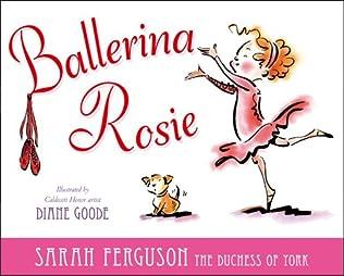 book cover of Ballerina Rosie