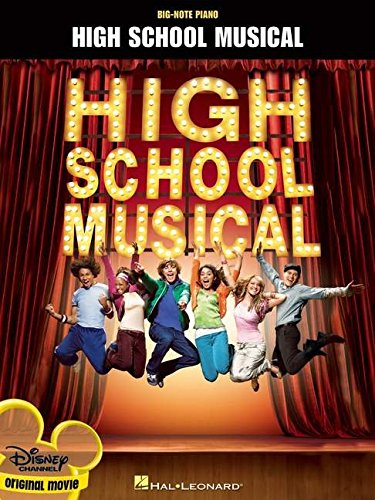 High School Musical - Big Note Piano