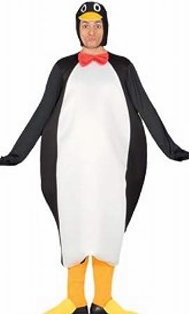 Disfraz de pingüino adulto: Amazon.es: Juguetes y juegos