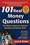 img - for 101 Real Money Questions: The African American Financial Question and Answer Book book / textbook / text book