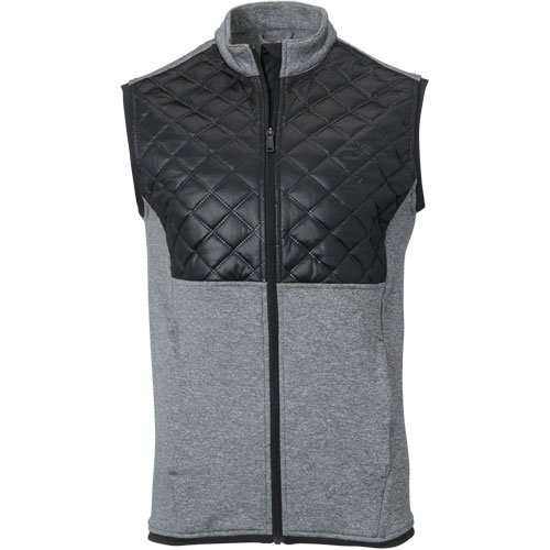 Adidas Mens Climaheat Prime Quilted Full Zip Vest