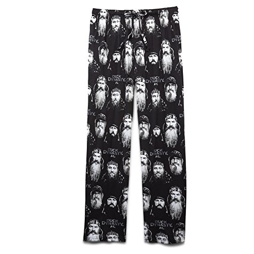 Duck Dynasty Men's Lounge Pajama Sleep Bottom Pants (Small) by Duck Dynasty