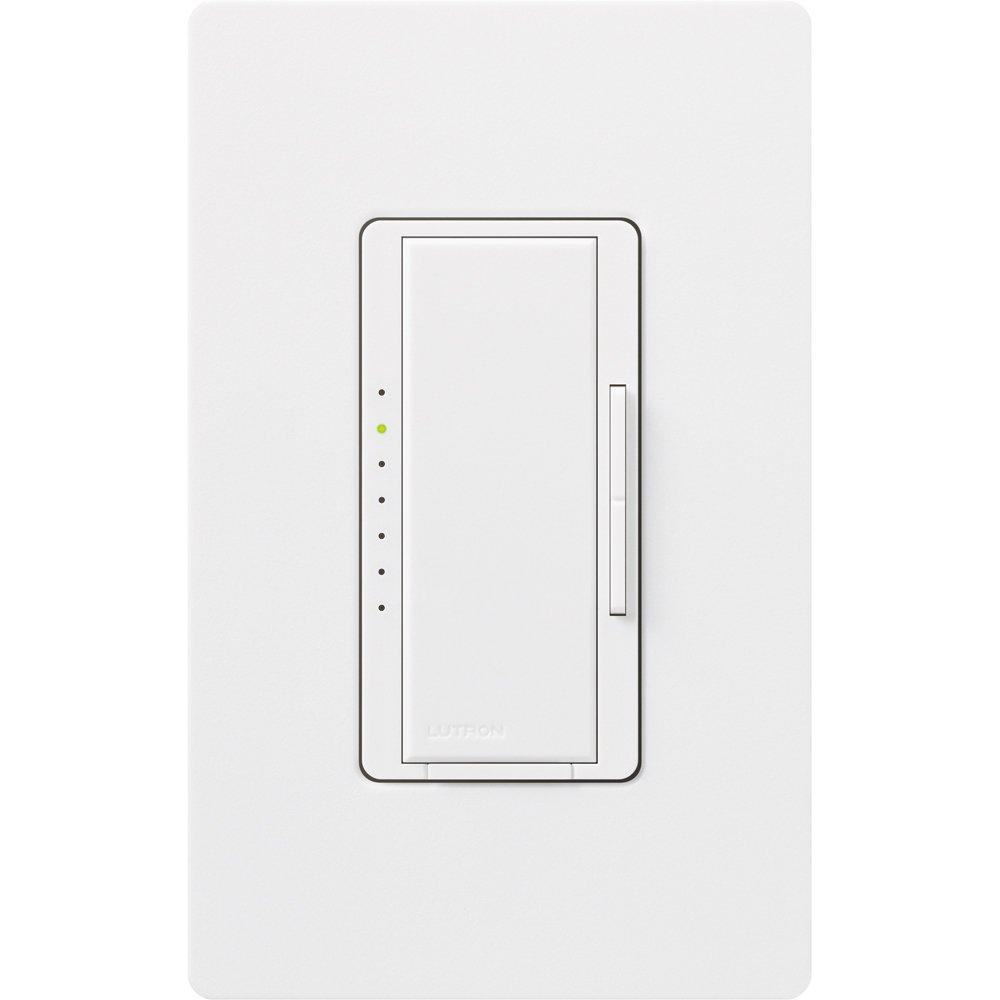 Lutron 600-watt Maestro eco-dimディマー MA-600G-WH 1 B0039PDV0Y  ホワイト