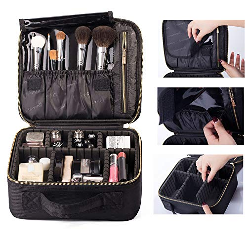 ROWNYEON Makeup Travel Bag