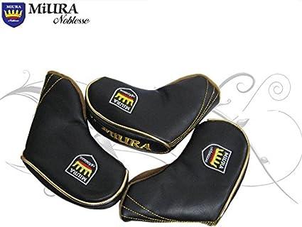 Amazon.com: Miura Premium Club de Golf Cabeza cover funda ...