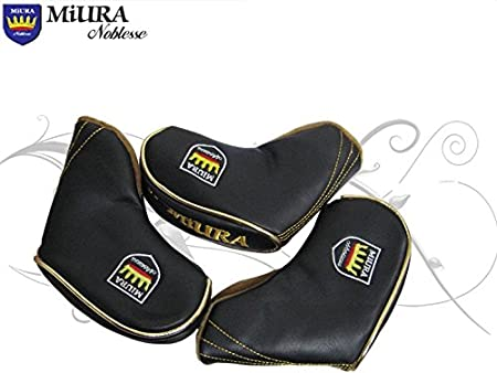 Amazon.com: Miura Premium Club de Golf Cabeza cover funda ...