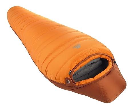 Mountain Equipment Glacier 1000 - Saco de dormir tipo momia de plumas (tamaño XL) naranja russet orange Talla:XL LZ: Amazon.es: Ropa y accesorios