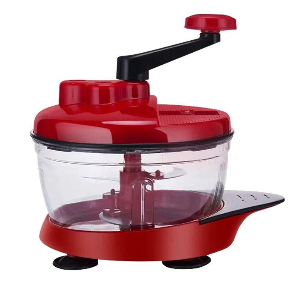 Multifunctional Manual High Speedy Vegetable Fruit Meat Twist Chopper Cutter Shredder Grinder