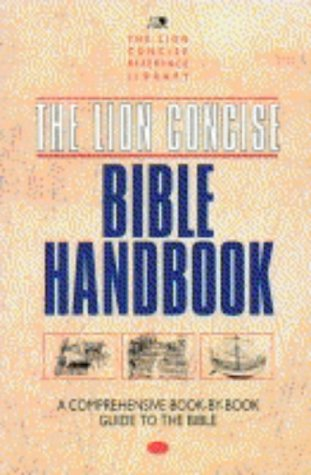 Lion Concise Bible Handbook (Lion Concise Reference Library)