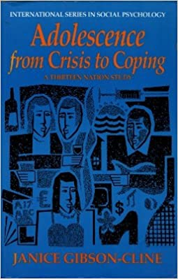 Amazon com: Adolescence: From Crisis to Coping: A Thirteen Nation