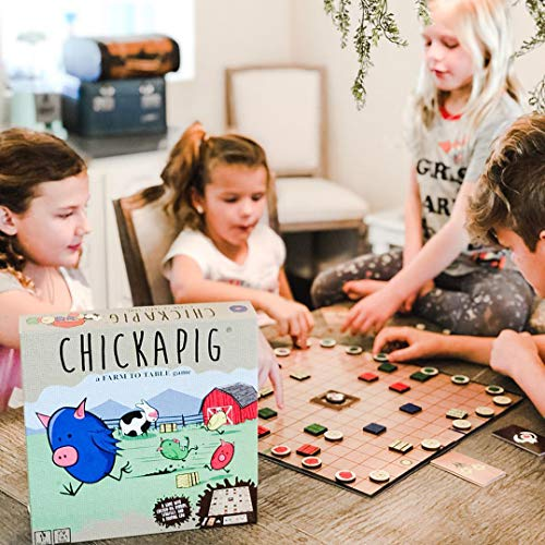 Chickapig - A Farm to Table Game