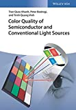 img - for Color Quality of Semiconductor and Conventional Light Sources book / textbook / text book