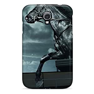 Cute Tpu CBuycases Dark Horse Case Cover For Galaxy S4
