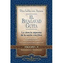 Dios habla con Arjuna: El Bhagavad Guita, Vol. 2 (God Talks with Arjuna) (Self-Realization Fellowship) Spanish Edition