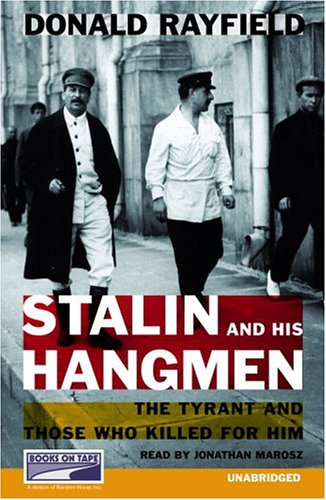 Stalin and His Hangmen {Unabridged Audio} by Books on Tape, Inc.