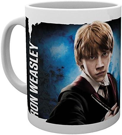 GB Eye, Harry Potter, Dynamic Ron, Taza: Amazon.es: Hogar