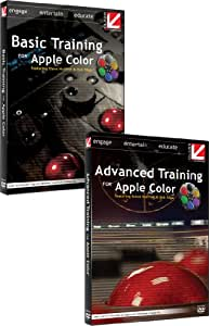 Class on Demand Complete Training for Apple Color Educational Training Tutorial DVD-ROM with Steve Hullfish and Bob Sliga 99900