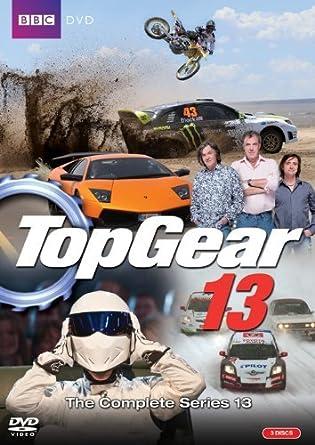 Top Gear - Series 13 [Reino Unido] [DVD]: Amazon.es: Jeremy Clarkson, Richard Hammond, James May, The Stig, Jeremy Clarkson, Richard Hammond, Andy Wilman: Cine y Series TV