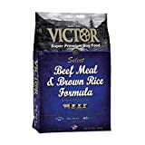 Cheap VICTOR Beef Meal and Brown Rice Formula Dry Dog Food, 15 lb. Bag