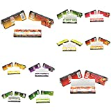 grape flavored cigarettes - HORNET Finest Quality 5 Fruit Flavored Randomly Pineapple Strawberry Hami Melon Mango Vanilla Lemon Apple Grape Smoking Cigarette Hemp Tobacco Rolling Papers Natural Cigar Wraps-250 Leaves