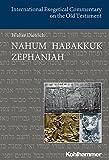 Nahum / Habakkuk / Zephaniah, Dietrich, Walter and Altmann, Peter, 3170206575
