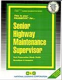 Senior Highway Maintenance Supervisor, Jack Rudman, 0837326311