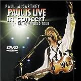 Paul McCartney - Paul Is Live: In Concert