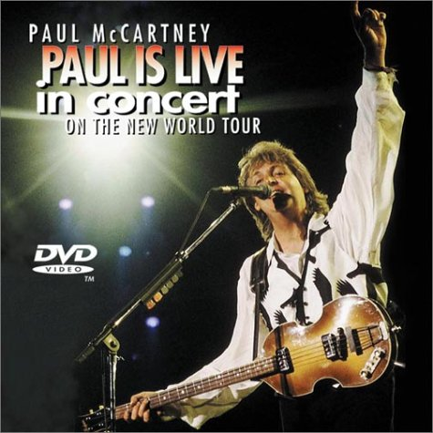 Paul McCartney - Paul Is Live: In Concert (1993) by