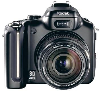 Amazon.com : Kodak Easyshare P880 8 MP Digital Camera with 5.8x ...