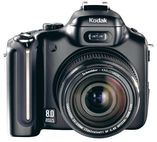 Kodak Easyshare P880 8 MP Digital Camera with 5.8x Wide Angle Optical Zoom