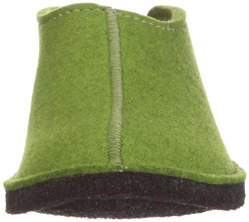 Pantoufles Flair Smily grasgrün Haflinger Femme Vert 36 SH0qwOxE