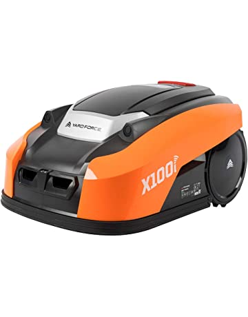 Robotic Lawn Mowers: Garden & Outdoors: Amazon.co.uk
