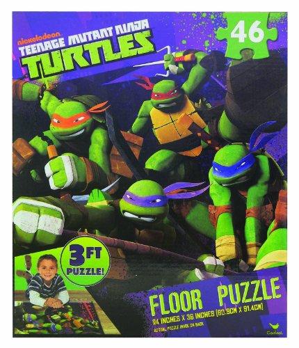 Teenage Mutant Ninja Turtles Puzzle