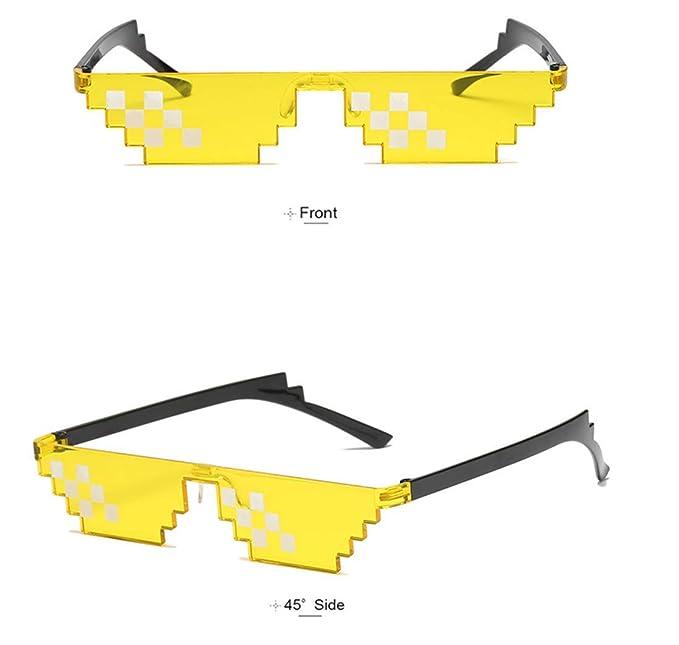 Amazon.com: Wehous - Gafas de sol para adultos y niños, 8 ...