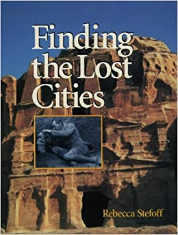 Book Finding the Lost Cities
