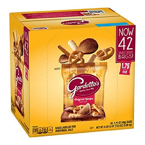 Gardetto's Original Recipe Snack Mix (42 ct.) ()