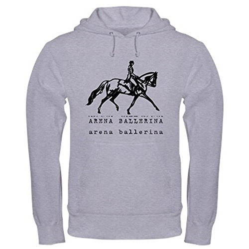 CafePress Arena Ballerina Hooded Sweatshirt - Pullover Hoodie, Classic & Comfortable Hooded Sweatshirt -