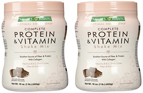 Natures Bounty Protein Decadent Chocolate