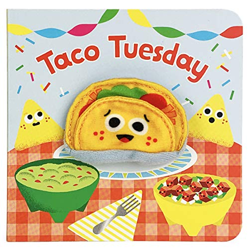 Taco Tuesday (Finger Puppet Book)