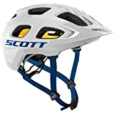 Scott Vivo Plus Helmet Pop White, L