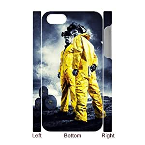 C-EUR Diy hard Case Breaking bad customized 3D case For Iphone 4/4s