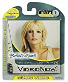 ": Videonow Personal Music Video Disc: Britney Spears - ""Oops!... I Did It Again"" & ""Toxic"""