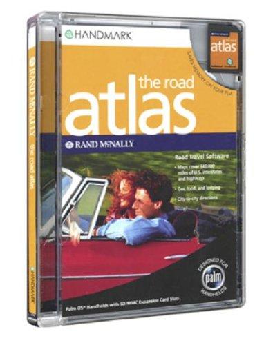 Handmark Rand McNally Road Atlas for Handhelds