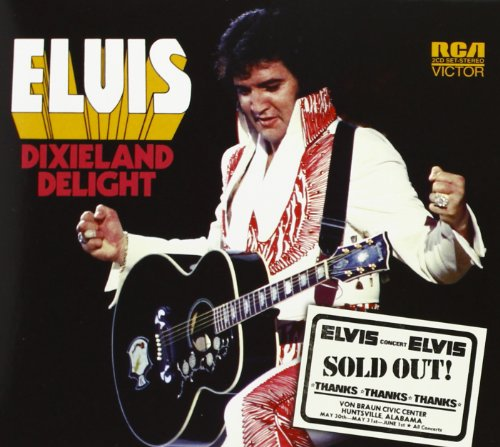 Elvis: Dixieland Delight, 1975 by Presley, Elvis